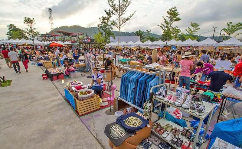 هدایت برای بهترین خرید در پوکت تایلند