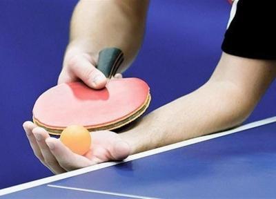 ممنوعیت سفر هوایی برای داوران و مدرسان تنیس روی میز