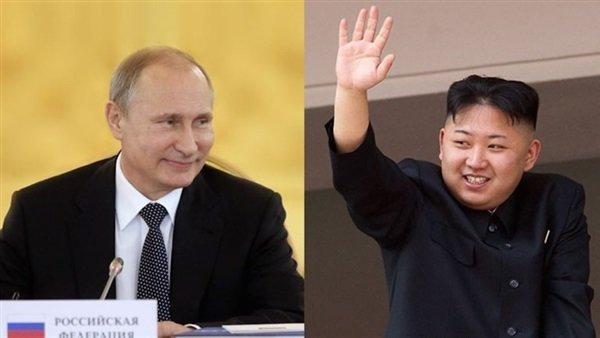 تبادل پیغام کیم جونگ اون و پوتین در هفتادمین سالگرد روابط دیپلماتیک