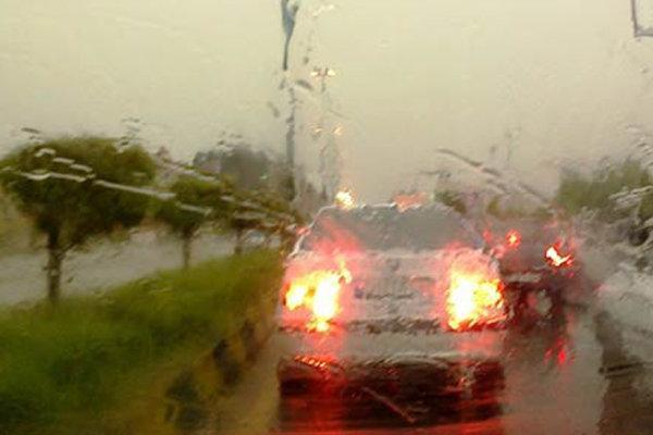 آسمان خوزستان همچنان ابری خواهد بود، پیش بینی تندبادهای لحظه ای
