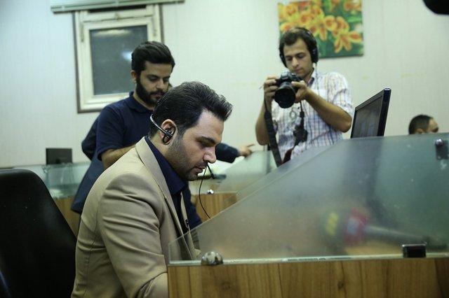 توضیحاتی درباره مسابقه استعدادیابی احسان علیخانی