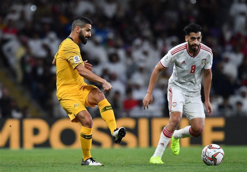 جام ملت های آسیا، امارات با حذف مدافع عنوان قهرمانی حریف قطر شد، انتقام شاگردان زاکرونی از کانگورو ها