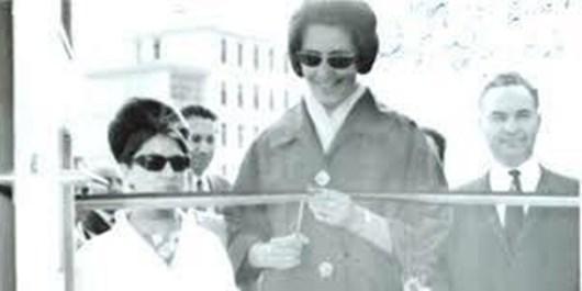 اولین وزیر زن در تاریخ افغانستان کیست؟