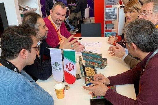 امضای تفاهم نامه همکاری بین مرکز فیلم صربستان و فارابی