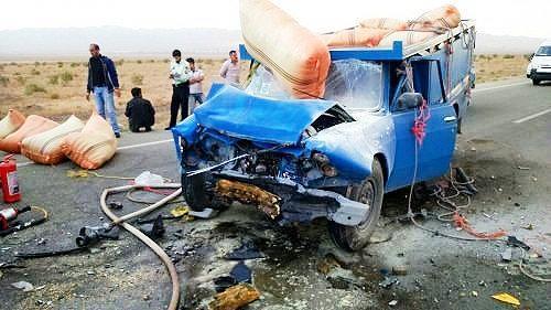 افزایش تلفات جاده ای در روستاها ، چهار شهری که دارای بالاترین آمار تصادفات هستند
