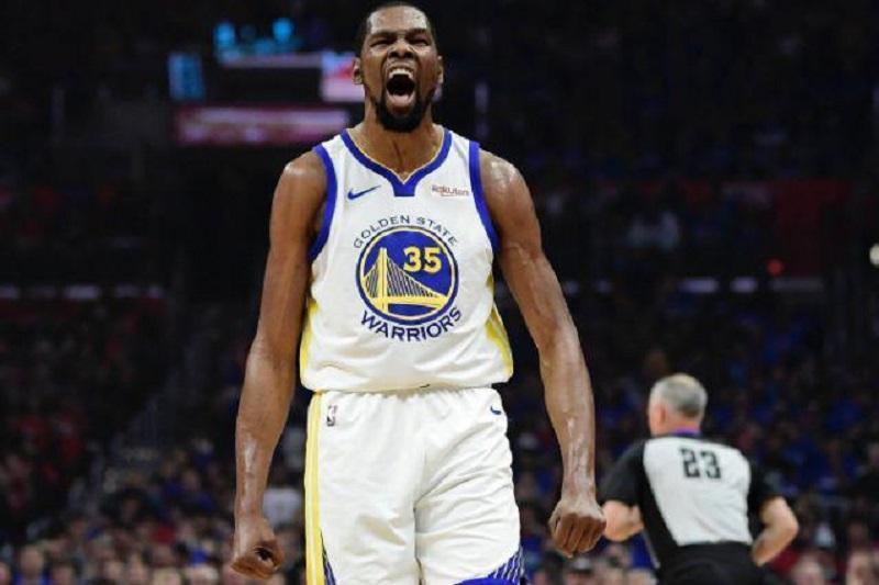 قدرت نمایی مدعی قهرمانی NBA در پلی آف
