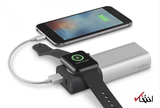 یا یکی از برترین شارژرهای همراه دنیا فناوری اشنا شوید ، دارای پورت USB ، قدرت شارژ همزمان چندگانه