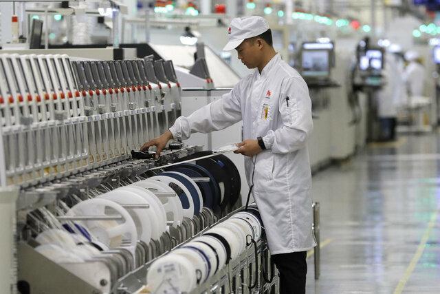 هشدار چین به شرکت های فناوری خود نسبت به همکاری با آمریکا