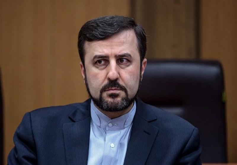 غریب آبادی: ایران طبق حقوقش ذیل برجام ذخایر اورانیوم خود را افزایش داده است