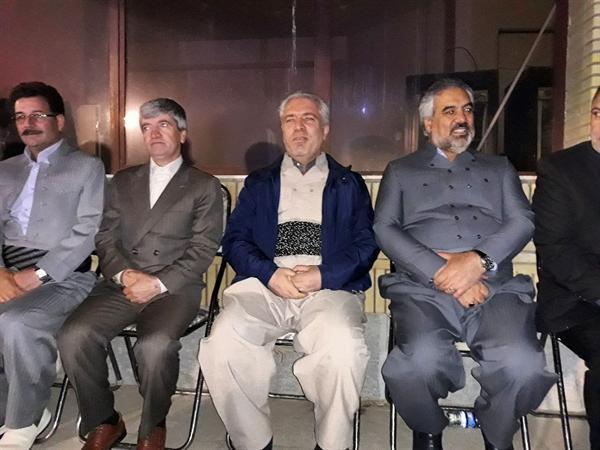 رئیس سازمان میراث فرهنگی وارد کردستان شد