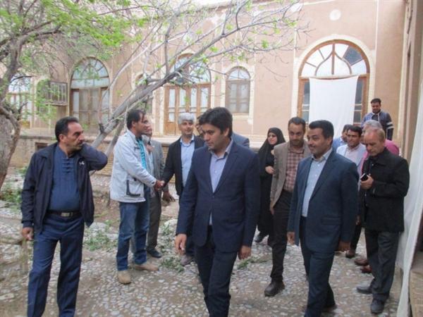 اجرای طرح وکیل توریست برای اولین بار در یزد