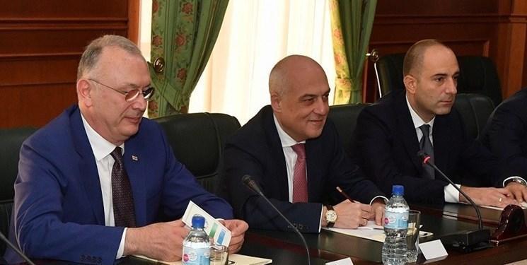 دیدار وزرای امور خارجه ازبکستان و گرجستان در تاشکند