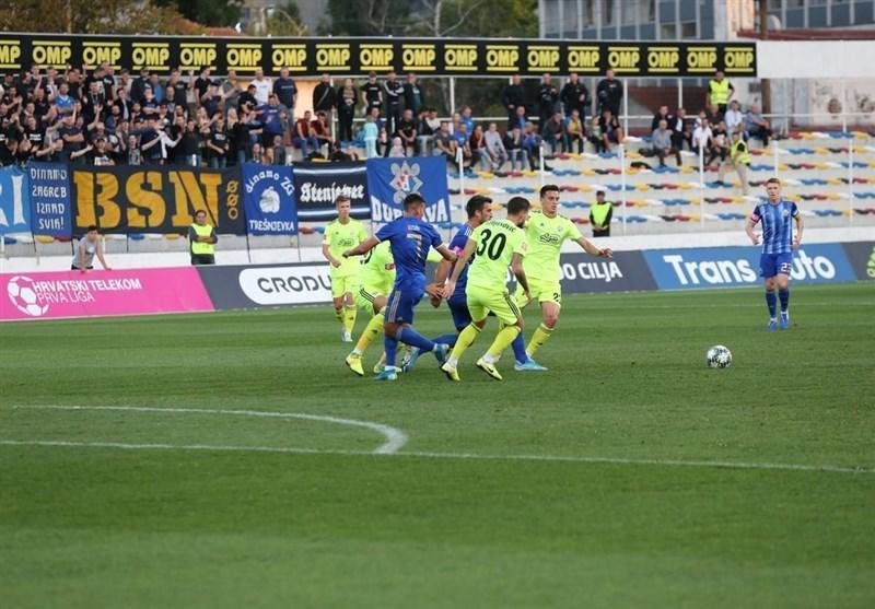 لیگ برتر کرواسی، سومین تساوی لوکوموتیو زاگرب در حضور محرمی