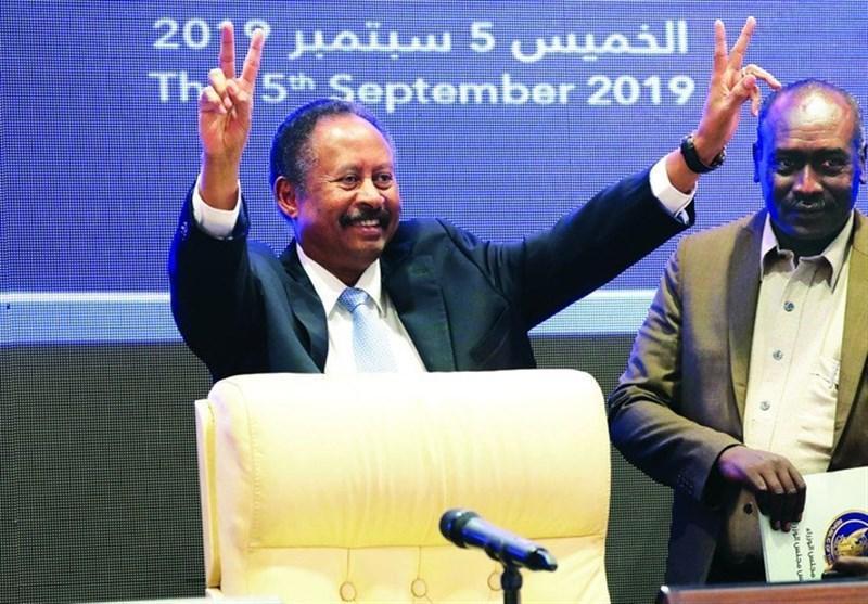 تحولات سودان، برگزاری اولین نشست دولت انتقالی، اعلام زمان مذاکرات صلح با گروه های مسلح