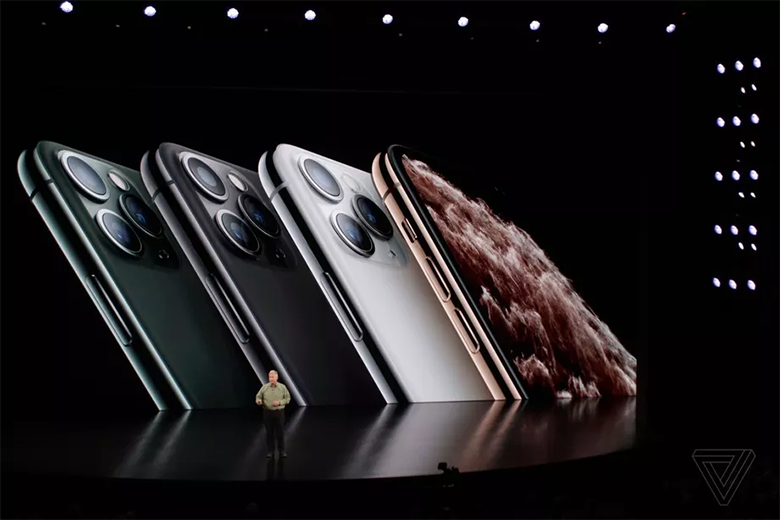 آیفون 11 پرو و 11 پرو مکس با دوربین سه گانه، پردازنده جدید قدرتمند و طراحی قدیمی معرفی شدند