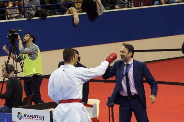 از عملکرد ملی پوشان کاراته راضی ام، با قدرت به سمت المپیک می رویم