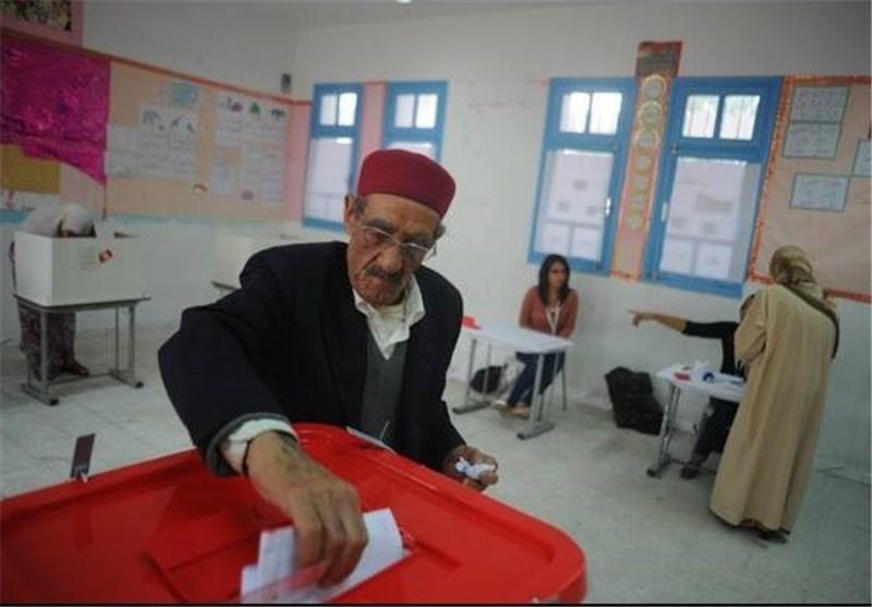 شروع رای گیری در انتخابات ریاست جمهوری تونس