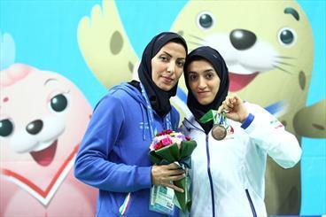 نتایج ایران در سرانجام روز یازدهم، شش مدال، ایران را به قزاقستان نزدیک کرد