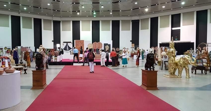 حضور هنرمندان ایرانی در نمایشگاه بین المللی صنایع دستی سریلانکا