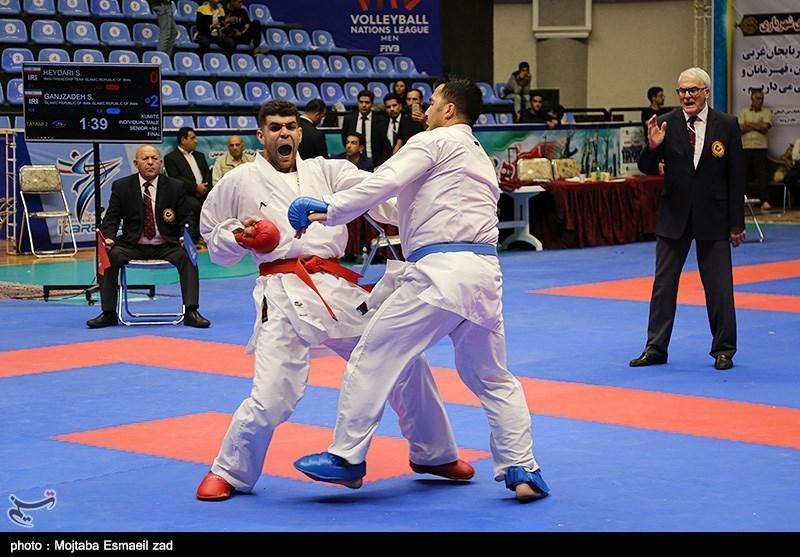شروع رقابت های سوپر لیگ کاراته از 10 آبان ماه، حضور 63 تیم در لیگ های کاراته