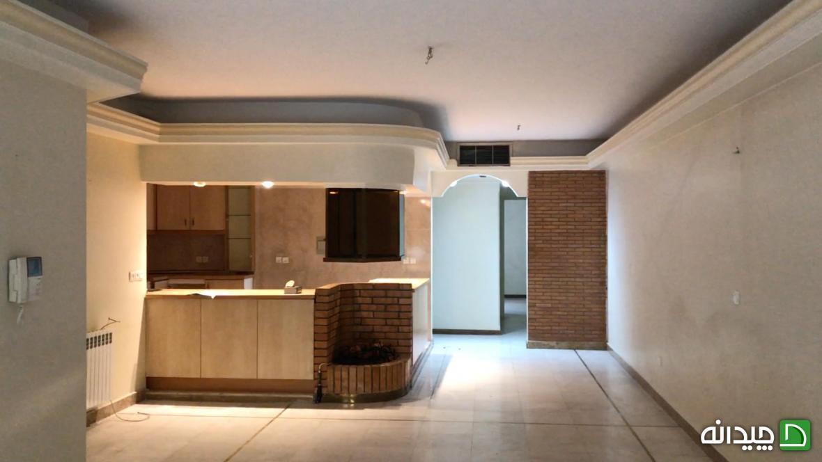 طراحی و بازسازی آپارتمان، قبل و بعد این پروژه را باید دید!
