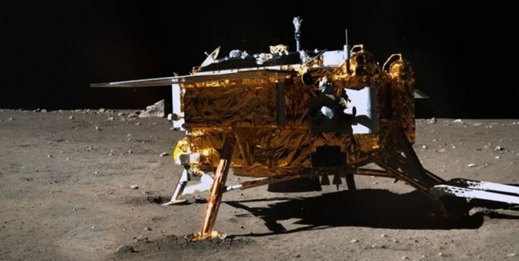 کاوشگر چین ماه را اکتشاف می نماید