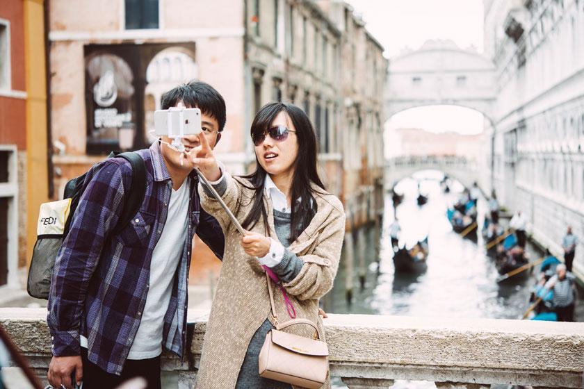 گردشگران چینی الگوهای سفرهای بین المللی را تغییر می دهند