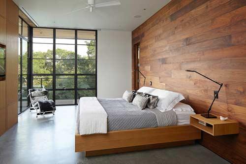 مراحل بازسازی اتاق خواب