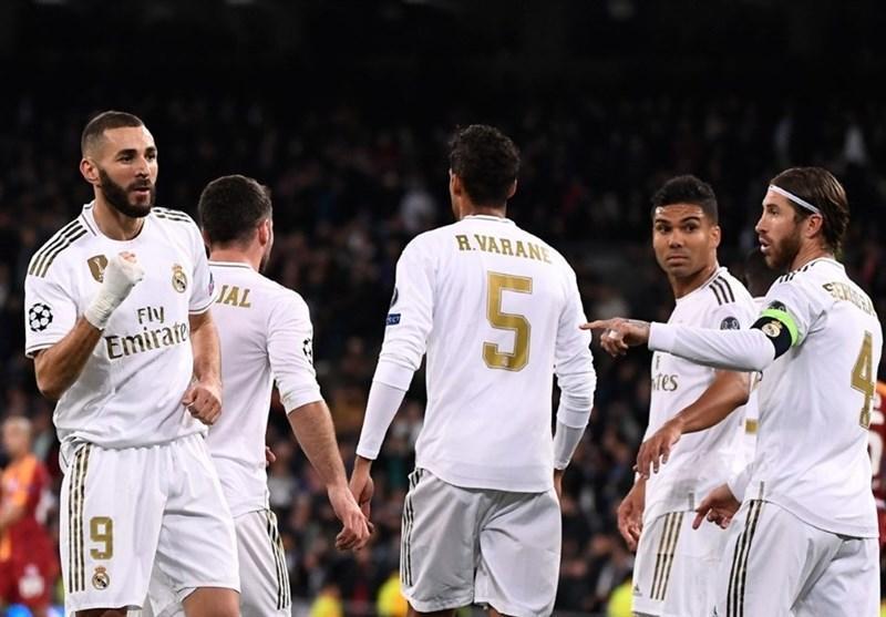 لیگ قهرمانان اروپا، رئال مادرید قاطعانه نسخه گالاتاسرای را پیچید، صعود پاری سن ژرمن و بایرن در شب تساوی منچسترسیتی و شکست اتلتیکومادرید