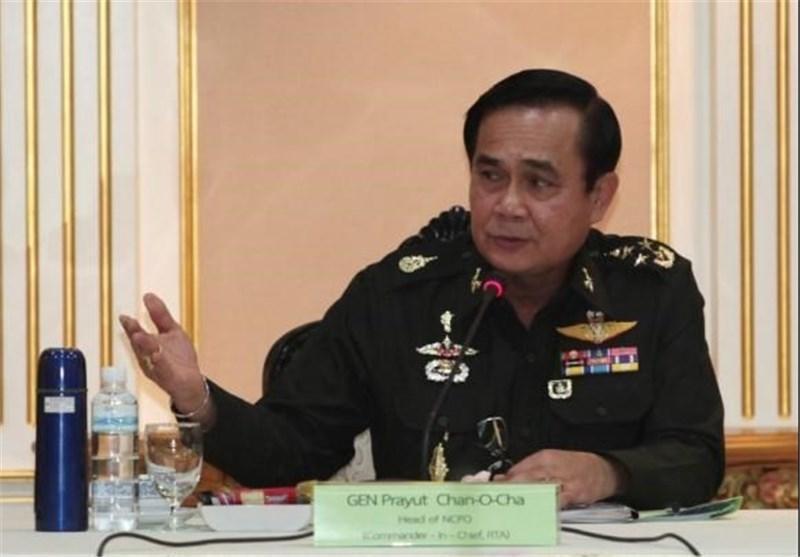 رهبر نظامی تایلند نخست وزیر این کشور شد
