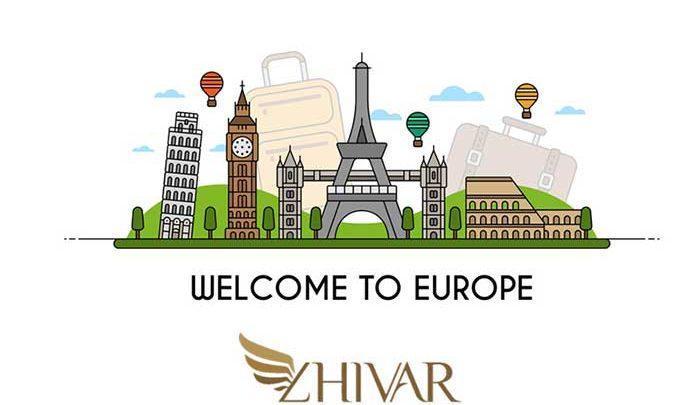 برای تور اروپا برنامه دارید؟ هنوز مقصدتان را انتخاب نکردید؟