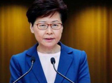هشدار فرماندار منطقه خودمختار هنگ کنگ به آمریکا