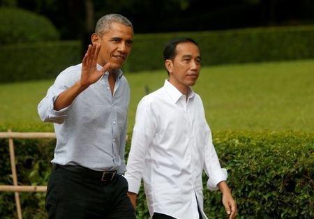 اوباما خاتمه اختلافات در اندونزی را خواهان شد