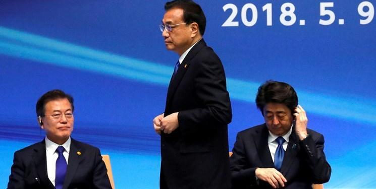 دیدار رهبران چین، ژاپن و کره جنوبی در ارتباط با کره شمالی