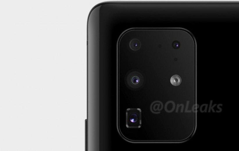 جدیدترین رندر گلکسی اس 11 پلاس چینش حقیقی دوربین ها را نشان می دهد