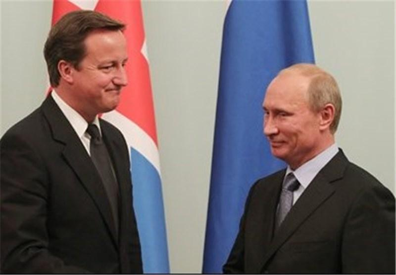 هشدار دیوید کامرون برای اعمال تحریم های جدید علیه روسیه