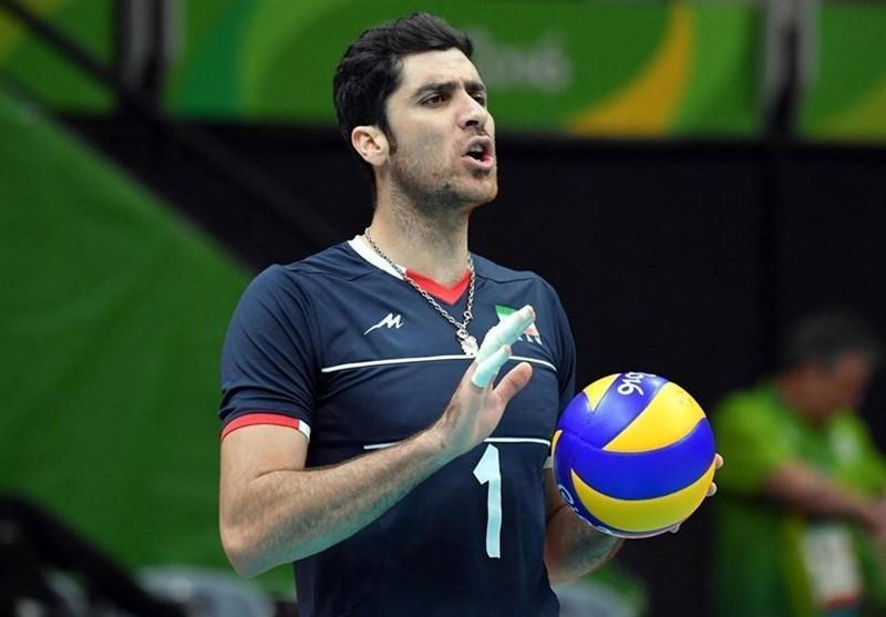 محمودی: مقابل روسیه روز ما نبود اما فرصت پیروزی داشتیم، امیدوارم مقابل ایتالیا نتیجه بگیریم
