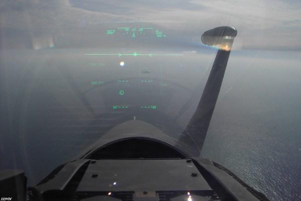 شلیک جنگنده یونانی به ناوچه ترکیه ای