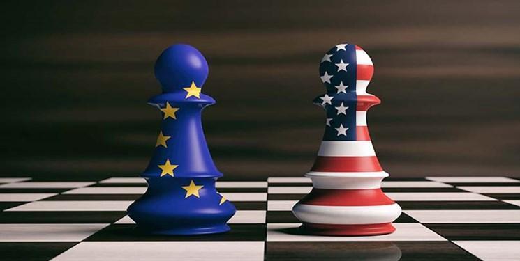 مخالفت اتحادیه اروپا با تحریم های آمریکا علیه نورد استریم2