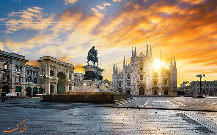 راهنمای سفر به میلان در ایتالیا