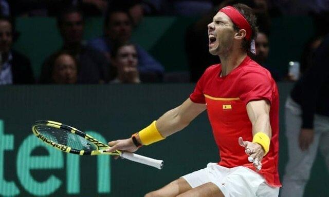 رافا ورزشکار مرد سال اسپانیا شد ، نادال: باید به منطق بی اعتنایی کنم