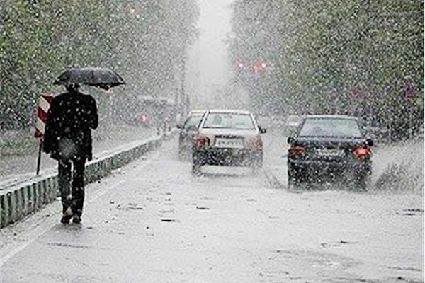 هفته ای پر بارش برای کشور ، طغیان بعضی رودخانه ها ، سه شنبه نامطلوب برای سه شهر