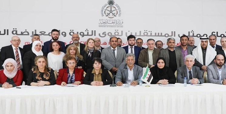 اختلافات ترکیه و عربستان، معارضان سوریه را بار دیگر چند تکه کرد