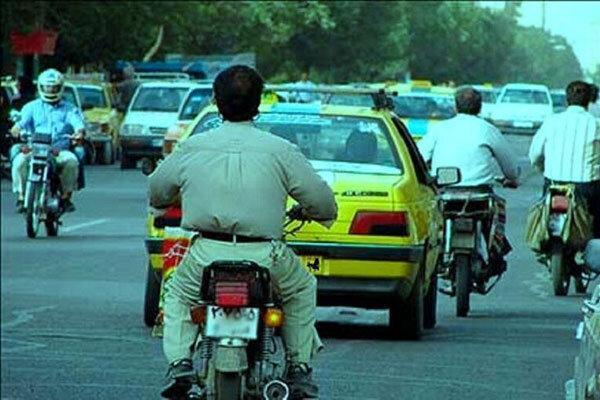 60 درصد موتورسواران در آذربایجان شرقی گواهینامه ندارند