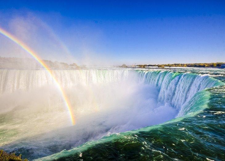 معرفی آبشارهای نیاگارا کانادا