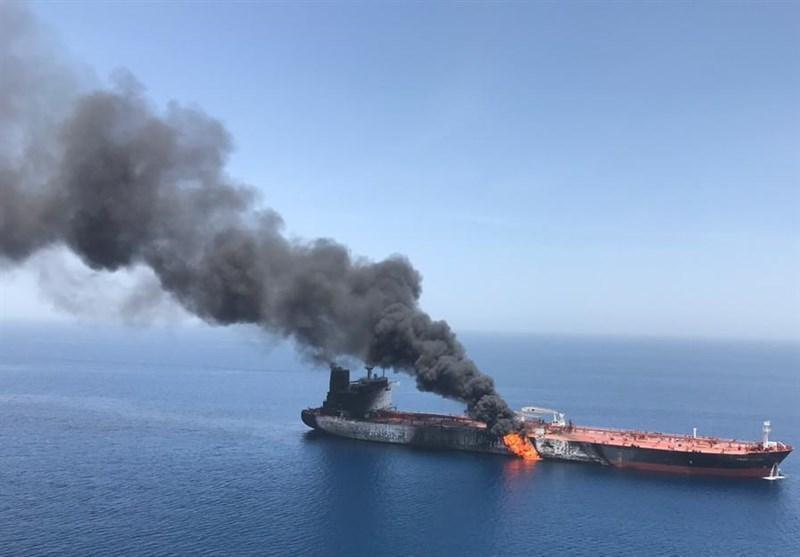 قصد آمریکا و اتحادیه عرب برای طرح قضیه انفجار نفتکش ها در شورای امنیت