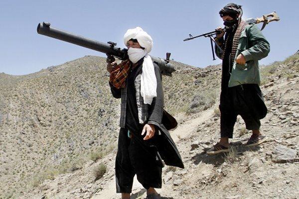 طالبان سرنگونی هواپیمای نظامی آمریکایی را رسانه ای کرد