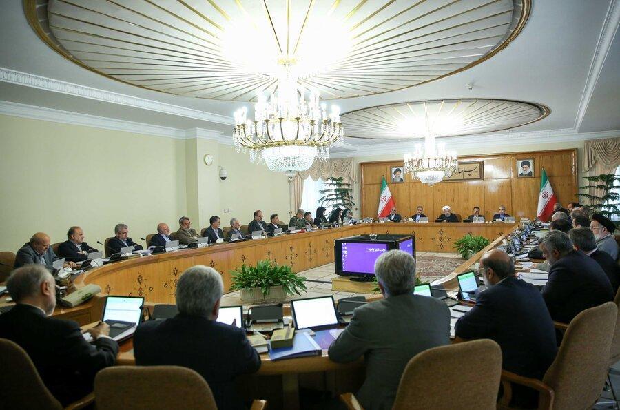 تصمیم های هیات دولت برای مقابله با کرونا