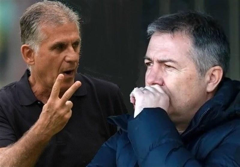 کربکندی: دیگر نمی توانیم یک مربی مثل کی روش بیاوریم، اسکوچیچ مربی خوبی است ولی عقب گرد داشتیم