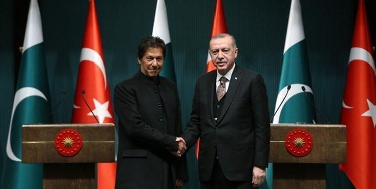 اردوغان: از راهکار های مورد تایید سازمان ملل درباره کشمیر حمایت می کنیم